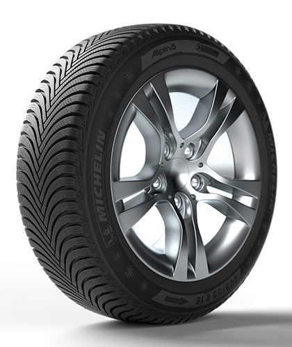 Michelin ALPIN 5 ZP * MOE 225/55 R17 97H