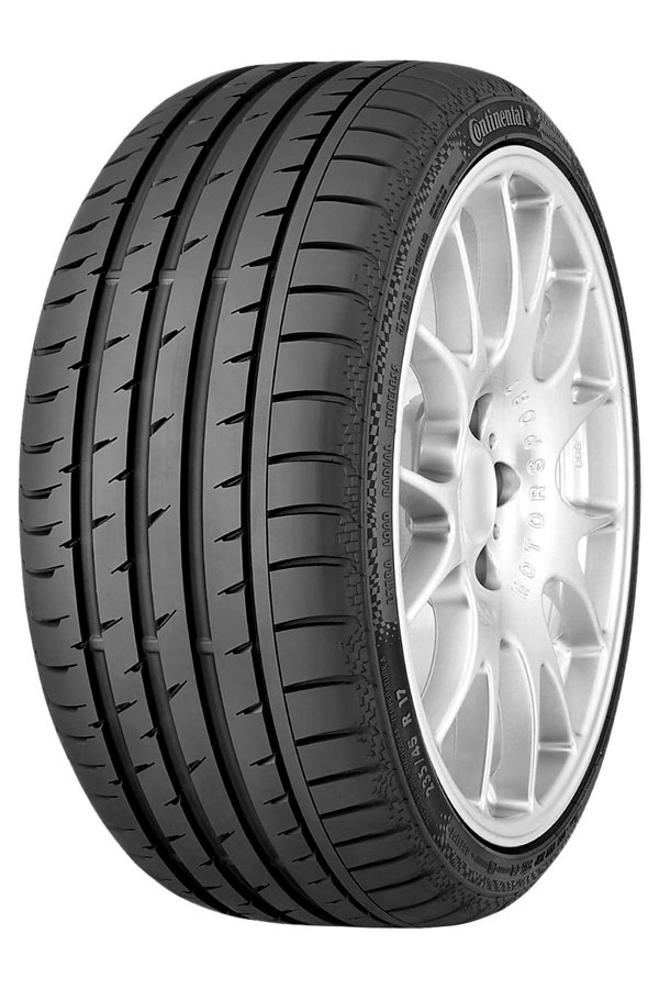 Continental ContiSportContact 3 235/45 R17 97W XL