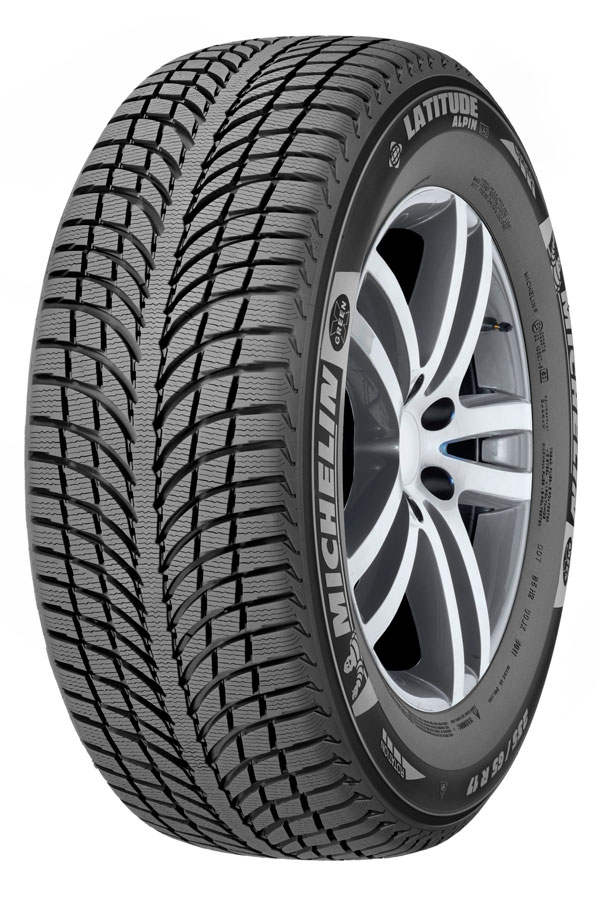 Michelin LATITUDE ALPIN LA2 245/65 R17 111H XL