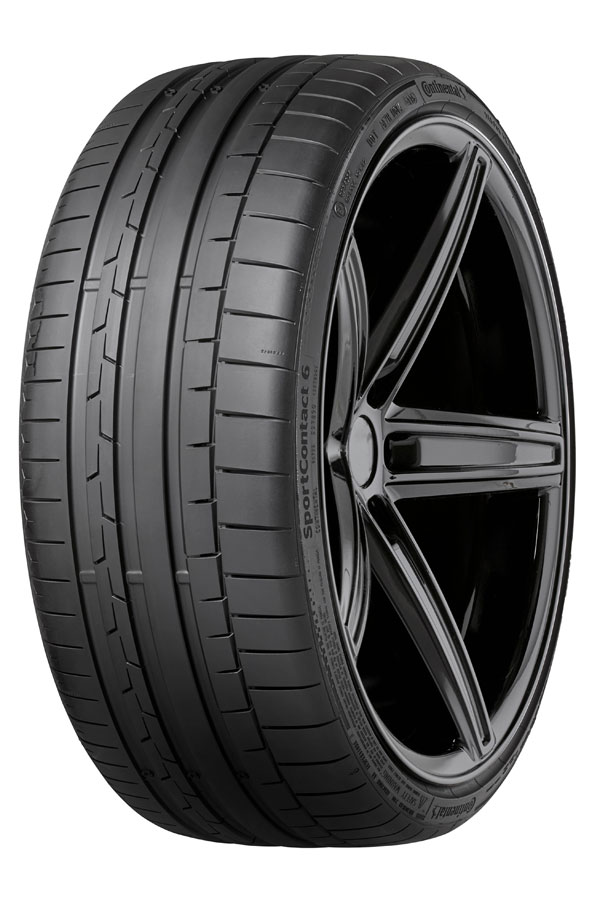 Continental SportContact 6 285/40 R22 110Y XL